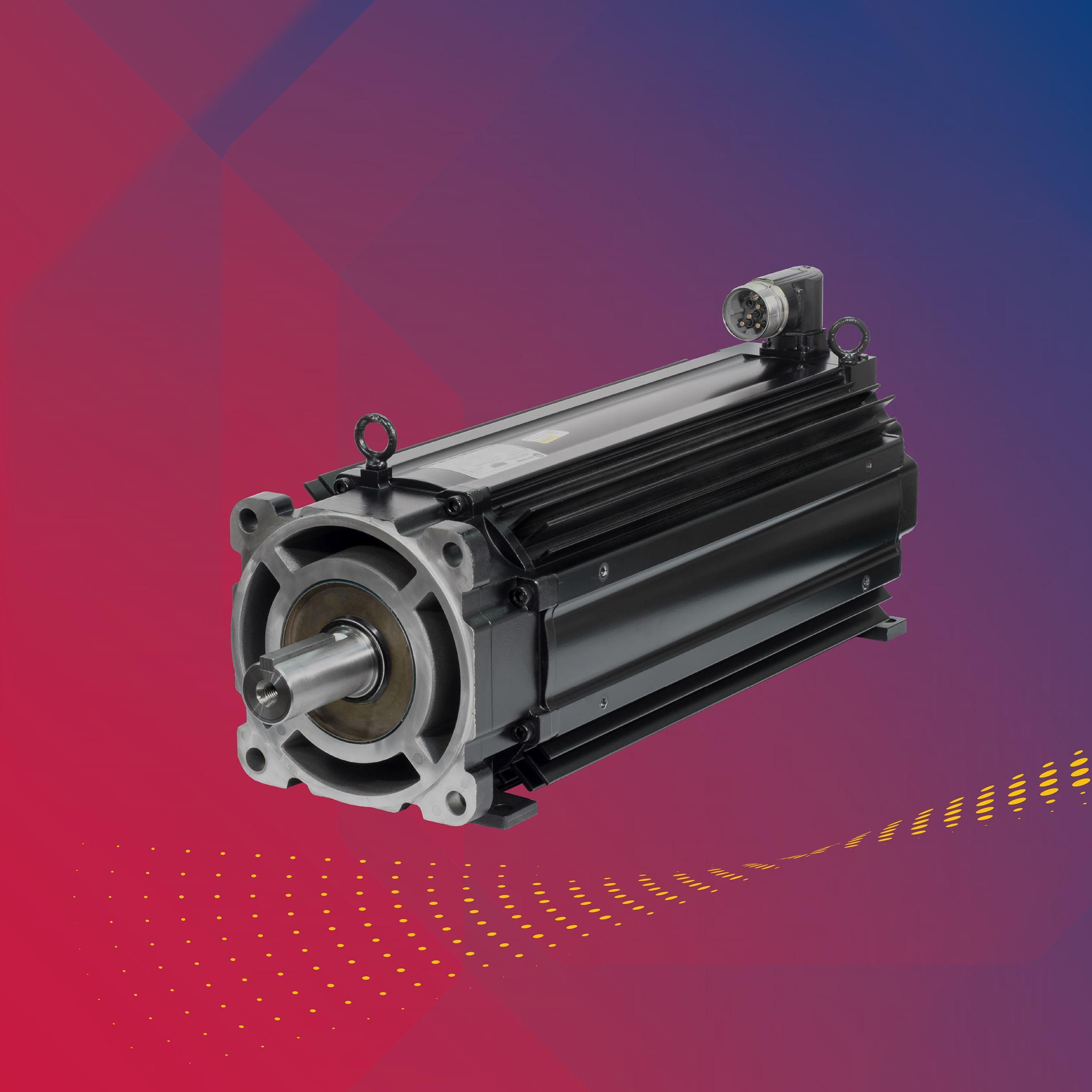 Kinetix VPC fansız servo motor! IE5 enerji verimliliğini sağlar ve hava rahatsızlıklarından kaçınmanız gereken baskı gibi uygulamalar için mükemmeldir.